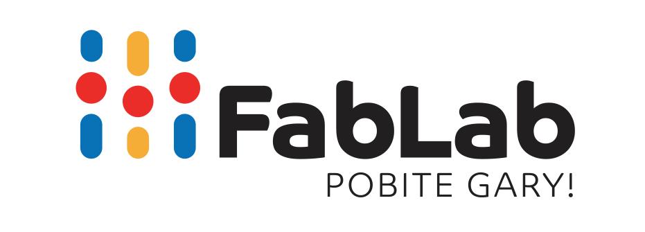 Logotyp FabLab Pobite Gary